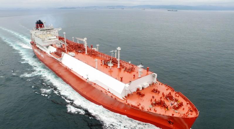 현대重그룹, LNG선 2척 추가 수주