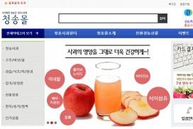 """""""청송몰"""" 설맞이 감사이벤트 진행!!"""