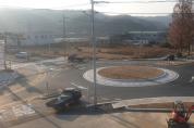 영덕의 관문'우곡사거리 회전교차로'개선 운영
