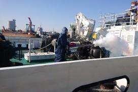 포항해경, 코로나19 확산 방지 총력대응